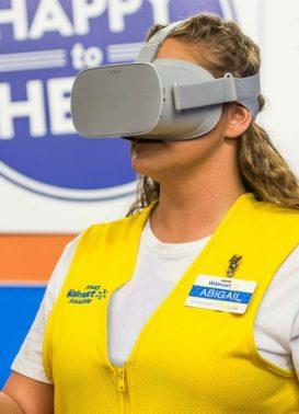 использование VR для обучения сотрудников
