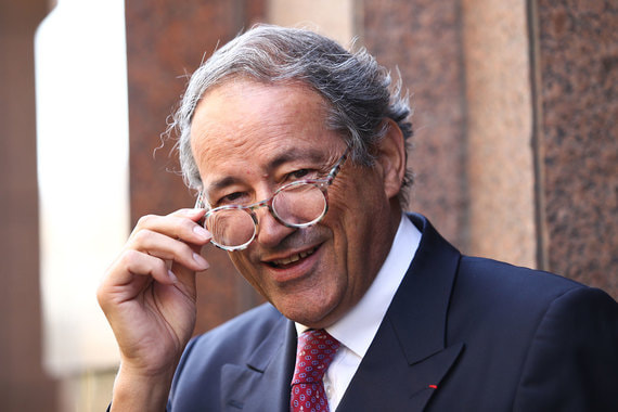 Брюно Пайяр, президент и гендиректор Lanson-BCC