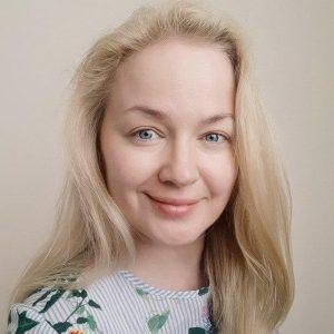 Лілія Комарова